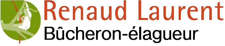 Renaud Laurent | Bûcheron-élagueur Logo